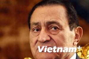 Mubarak rất suy yếu