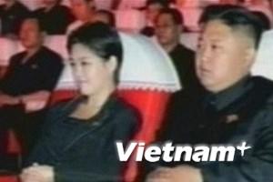 Vợ của Kim Jong-un?