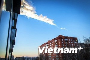 Cuba cũng thông báo xảy ra 1 vụ nổ thiên thạch lớn