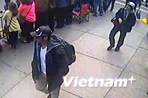 Bắt giữ hai bạn học của nghi phạm đánh bom Boston