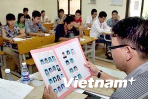 Khép lại kỳ tuyển sinh: Hoàn thành tốt tổ chức thi