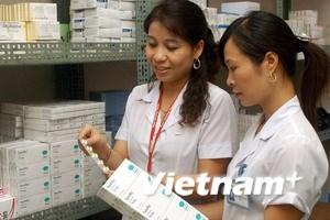Hơn 800.000 thai phụ sẽ được tiêm vắcxin H1N1