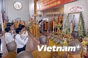 TP.HCM tưởng niệm công trạng của vua Lý Thái Tổ