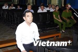 Huỳnh Ngọc Sĩ bị tuyên phạt mức án tù chung thân