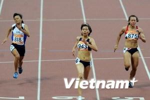 Điền kinh Việt Nam có huy chương ASIAD đầu tiên