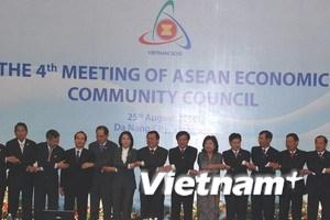 AEC góp phần vào thành công chung của ASEAN