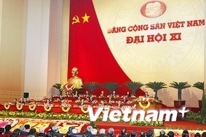 TTXVN thông báo kết quả Đại hội thứ XI của Đảng