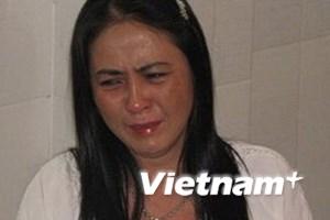 Khởi tố bị can, tạm giam vợ nhà báo Hoàng Hùng
