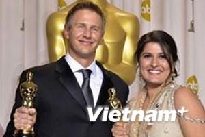 Pakistan có giải Oscar đầu tiên với phim tài liệu ngắn