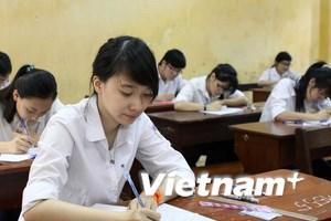 Kiểm tra đột xuất các hội đồng thi tốt nghiệp THPT
