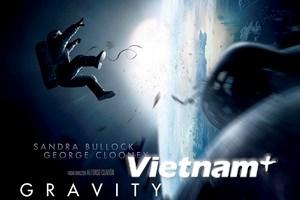 """""""Gravity"""" hút khán giả"""