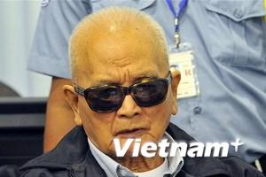 Tòa nghe tuyên bố cuối vụ xử các thủ lĩnh Khmer Đỏ