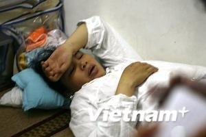 Manh mối nghi án cháu bé bị bắt cóc tại bệnh viện