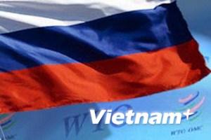 Nga có thể ký thỏa thuận gia nhập WTO vào tháng 12