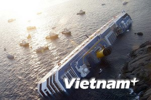 """Con tàu sang trọng Costa Concordia bị """"ma ám""""?"""