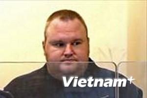 Cảnh sát thu giữ tài sản của chủ trang Megaupload