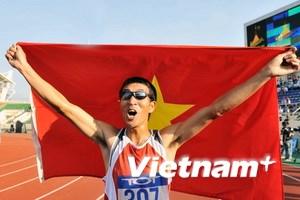 """Việt Nam vượt Thái sau """"cơn mưa vàng"""" buổi sáng"""