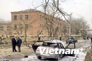 Nổ bom kép tại Dagestan, 12 người thương vong
