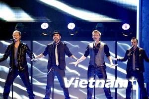 Đảm bảo an ninh chặt chẽ đêm diễn Backstreet Boys
