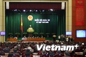 Đẩy mạnh việc xây dựng nhà nước pháp quyền XHCN