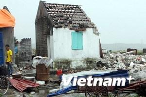 Đã có 27 người chết và mất tích vì cơn bão số 2
