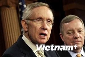 Thượng viện Mỹ bác dự luật trần nợ của Hạ viện