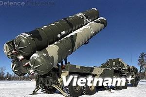Nga chuẩn bị triển khai tên lửa S-400 ở Kaliningrad