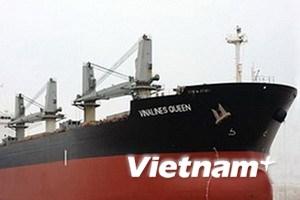Ngừng sử dụng trực thăng tìm tàu Vinalines Queen