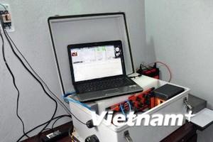 Quảng Nam lập đường Internet cho trạm đo động đất