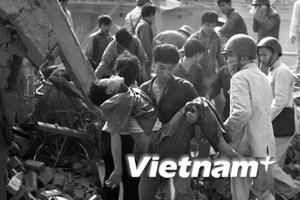 Tưởng niệm đồng bào bị bom Mỹ sát hại cuối 1972