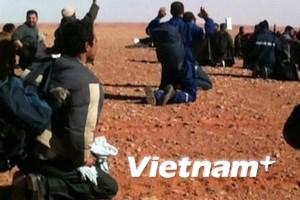 Việt Nam lên án mạnh mẽ vụ bắt cóc con tin ở Algeria