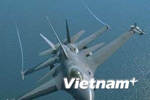 Máy bay F-4 của Thổ Nhĩ Kỳ bị rơi trên đất Syria