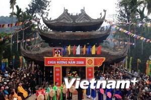 Mùa Xuân thăm các di tích thắng cảnh chùa Hương
