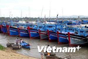 Phú Yên tăng cường kiểm tra công tác phòng bão