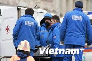 Việt Nam cực lực lên án hai vụ đánh bom ở Nga