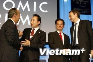 WEF Đông Á định hướng cho sự phát triển khu vực