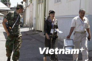 Kyrgyzstan tái áp đặt lệnh giới nghiêm ở miền Nam