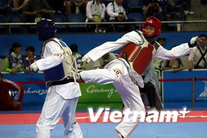 Đoàn thể thao Việt Nam có thêm 10 huy chương