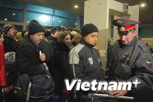 Nga tìm ra tung tích nhóm khủng bố tại sân bay