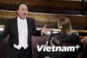 Người xem giải Oscar tăng nhờ Billy Crystal trở lại