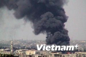 Syria xác nhận đã bắn rơi máy bay của Thổ Nhĩ Kỳ