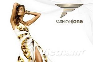 Lần đầu tiên quảng bá thời trang Việt quy mô thế giới