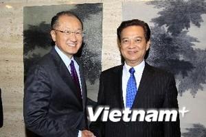 Đề nghị WB tiếp tục ủng hộ nguồn IDA cho Việt Nam