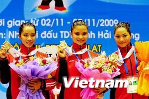 Việt Nam vẫn đứng nhì