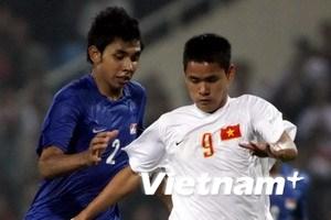 U23 Singapore không hề e ngại trước U23 Việt Nam