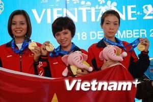 Bắn súng tiếp tục mang vàng về cho Việt Nam