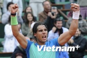 Nadal nhẹ bước trên con đường tìm lại vinh quang