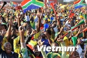 World Cup 2010 giúp nâng vị thế của cả châu Phi