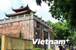 Giao lưu trực tuyến về Hoàng Thành Thăng Long