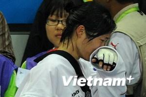 """Thể thao Việt Nam lại ngậm ngùi nhìn """"vàng"""" rơi"""